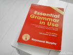 英語学習|Essential grammar in Use eBook登録~利用