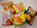 バリ島 スーパーで買えるスナック菓子