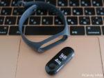 Xiaomi Mi band 3 流行りのスマートウォッチのレビューと問題点