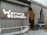バリ島 クタ 日本では食べられない、レバ刺しのあるワルン沖縄