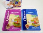 糖質制限|フランス カジノ社の美味しいマースダムスライスチーズとゴーダスライスチーズ