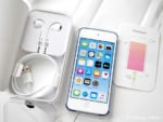 iPod touch7  開封&初期セットアップ、iTunesでデータ移行、破格値ケース、ベンチマーク比較
