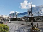 ロックダウン中の京都駅付近、閑散~。ヨドバシに寄る。