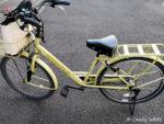 ブリジストン自転車 タイヤ破裂で修理入院~